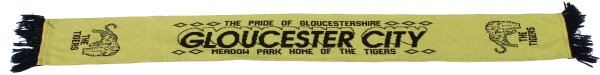 Gloucester City AFC Scarf